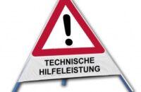 14.08.2020 THL – Verkehrsunfall mit 2 PKW